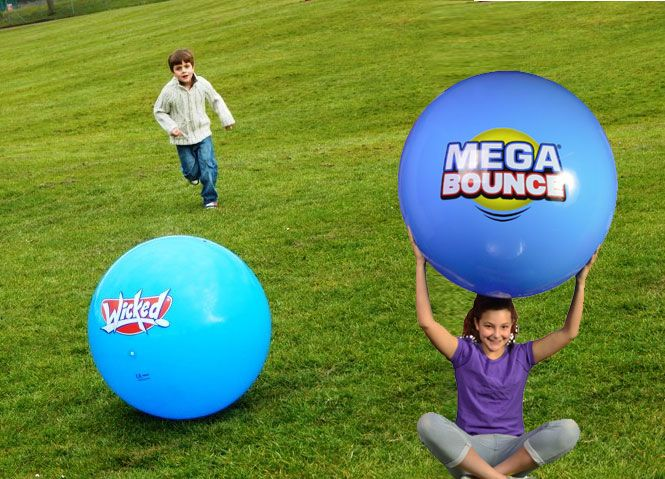 These extremely durable MEGA balls are perfect for the beach, park or playground and each comes with a handy foot pump for quick, easy inflation on  the go! Available at Fabstore outlet in Spinneys the Pearl Qatar madinat centrale, or order online on fab-store.com