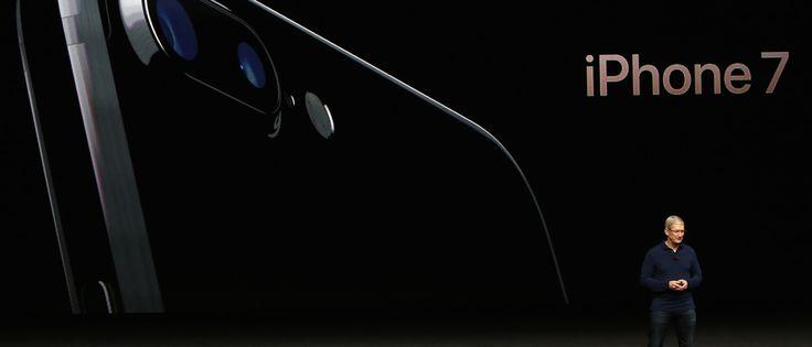 Από το νέο iPhone στο Super Mario Run: όλα τα νέα από το launch event της Apple