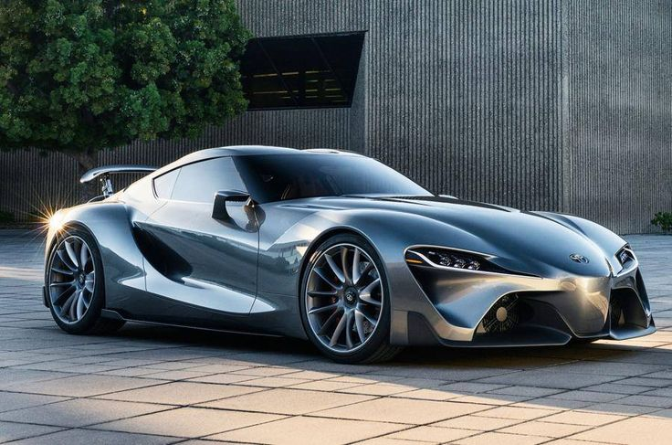 Sports car partnership to spawn new #ToyotaSupra.  http://bit.ly/1H9csB4