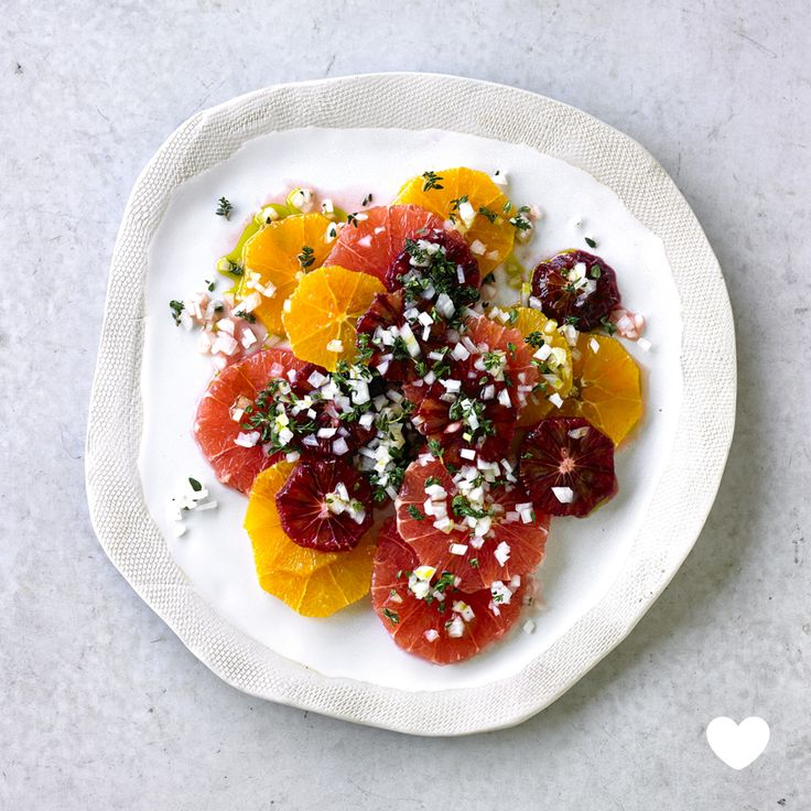 Winter Citrus Salad {cover recipe} - Tracey Pattison Love To Cook Healthy Meals Cookbook - ON SALE NOW http://www.lovetocook.co