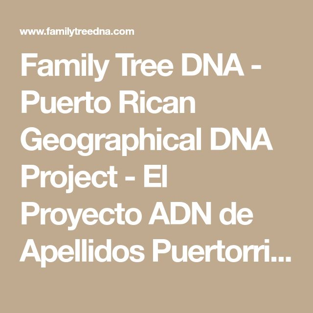 family tree dna project Family tree dna also sells mtdna testing, offering the choice of either a limited hypervariable region test, or a full sequence test of the entire mitochondrial dna chromosome [18] genographic project [ edit .