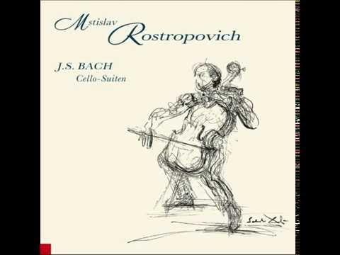 Mstislav Rostropovič -  Cello Suites -  YouTube