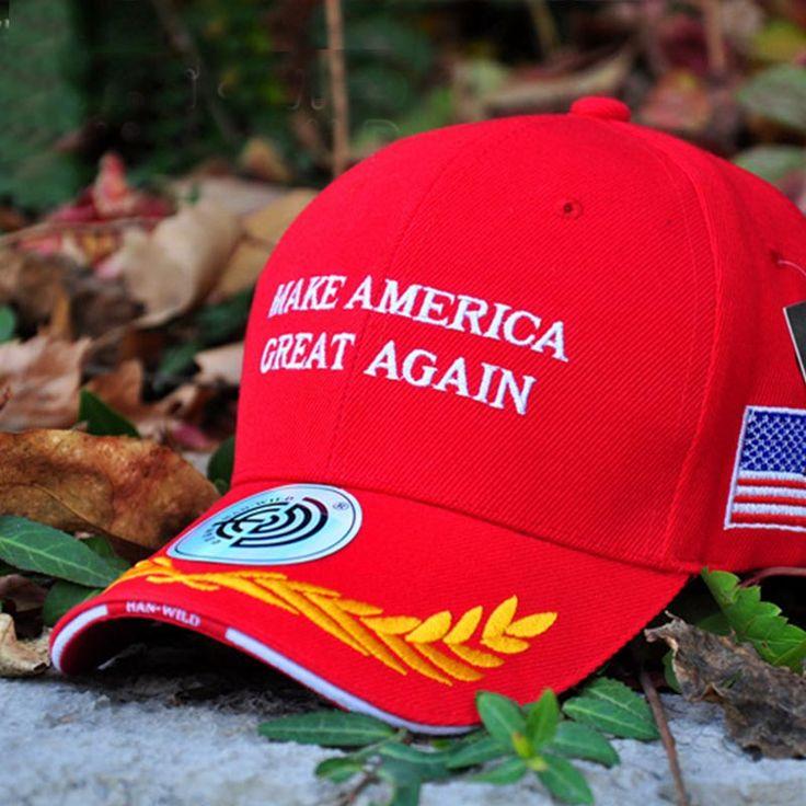 Hot Sell Caps Make America Great Again Printed Sun Hat Emboridery Baseball Cap Hip Pop Chance The Rapper Caps Canada Gl16 Z25
