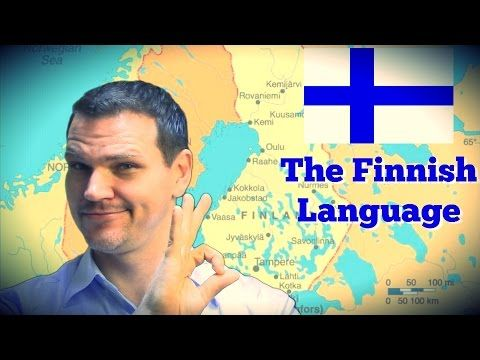 The Finnish Language - YouTube