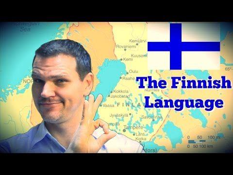 The Finnish Language - YouTube