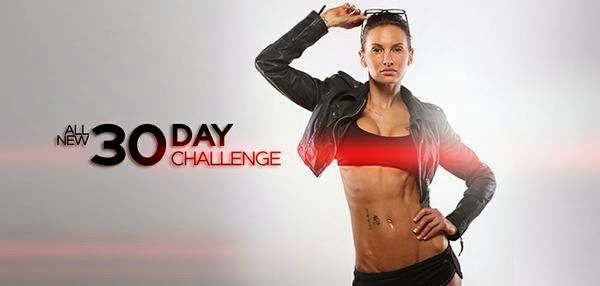 BodyRock 30 Day Challenge, most workouts 12-20 minutes!!!