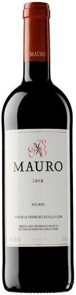 Mauro 2010 - V.T. Castilla y León https://www.vinetur.com/vinos/127814189/mauro-2010-vt-castilla-y-leon.html