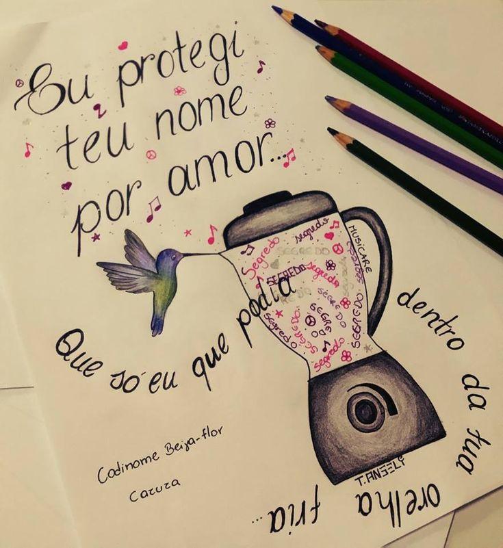 25+ Melhores Ideias De Beija Flor Desenho No Pinterest