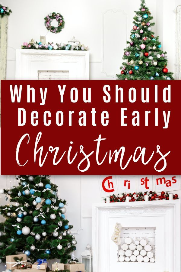 When To Put Up Christmas Decorations 2020 Why You Should Put Up Christmas Decorations Early   The Stress