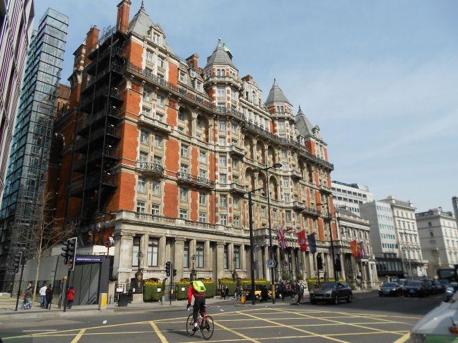 Mandarin bar knightsbridge harrods london for Amsterdam hotel londra