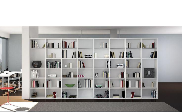 Amenagement Bibliotheque Blanc Schmidt Rangement