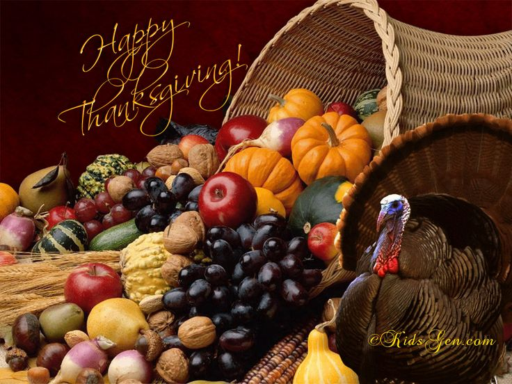 Download Free Thanksgiving HD Wallpaper