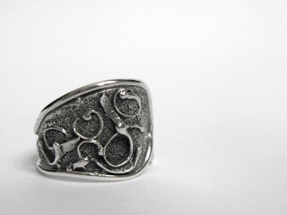Bague Fusion ouverte (SR-BA-07) Fusion ring