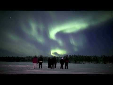 Northern Lights in Finland | Revontulet – Time Lapse-video *This is really awesome!