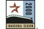 Houston Astros stadium logo (Enron Field Inaugural Season).