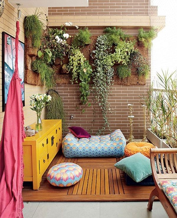 Its time to turn our decorating attention outdoors people behold 14 patios you could practically live on