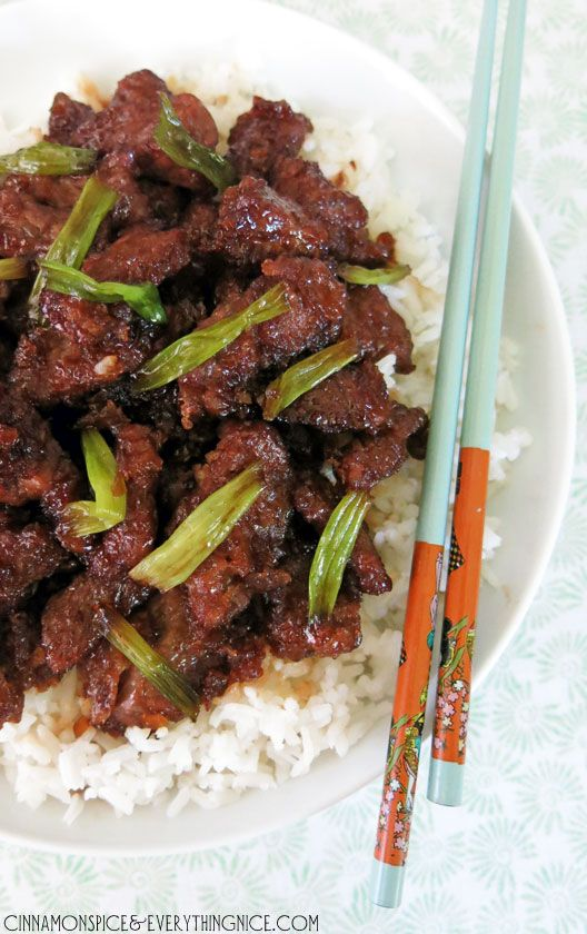 P.F. Chang's Mongolian Beef - This. This was good. Between the two of us we almost polished it off. Fairly quick and very easy.