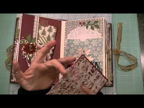 Christmas Mini Album 1- 13- 16 - YouTube