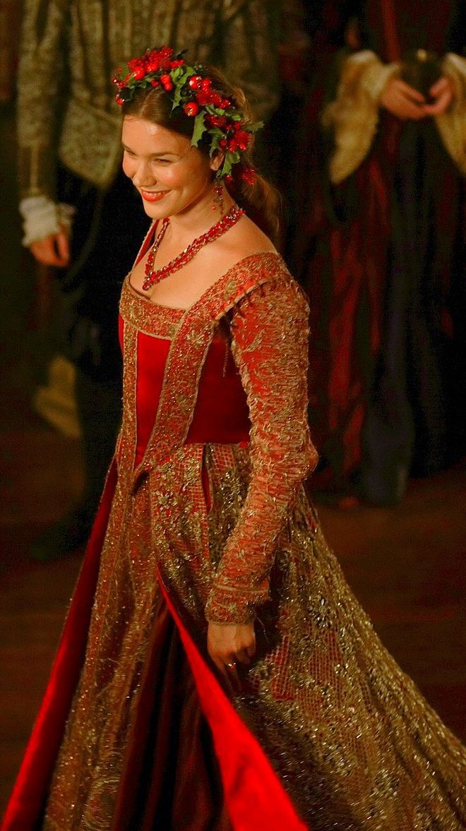 "Joss Stone as Anne of Cleves, ""The Tudors"", TV series, Showtime."