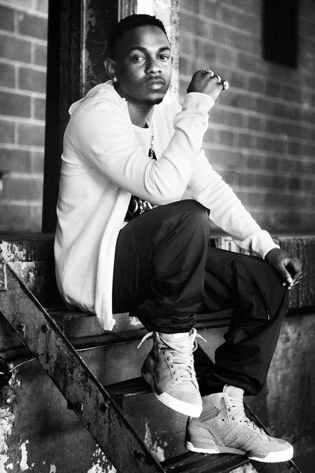 Kendrick Lamar for BULLET Magazine