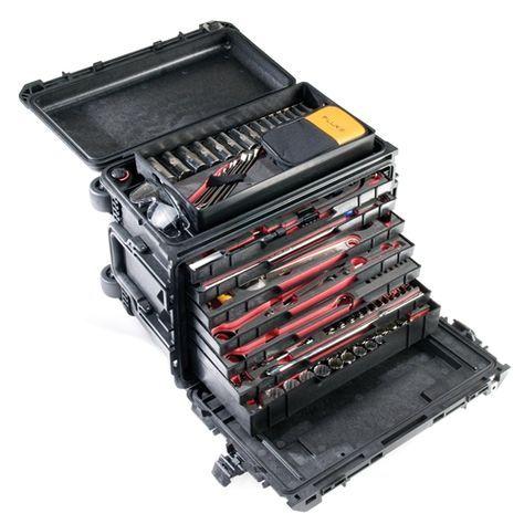 Ultimate Tool Box Pelican 0450 Case