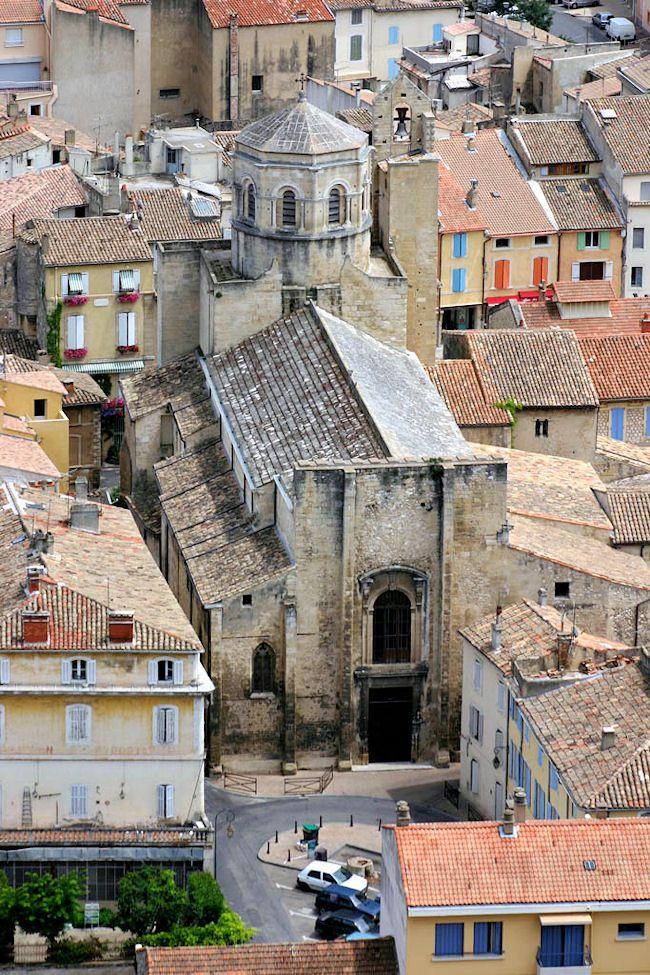 Cavaillon ~ Vaucluse ~ Provence ~ Alpes-Côte d'Azur ~ France ~ La Cathédrale Saint Véran