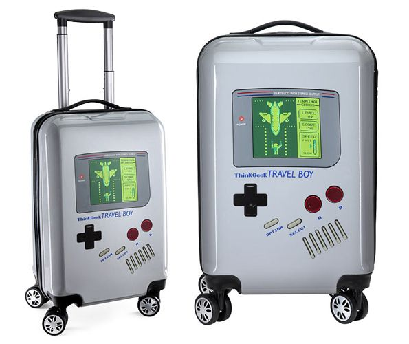 Luggage For Retro Gamers