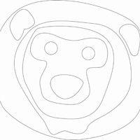 Maman ours et son petit sauront créer une atmosphère hivernale dans toute la maison. Fournitures 2 planches de bois d'environ 30 x 100 x 3 cm Une scie sauteuse sans fil (PST 18 LI Bosch) Une ...