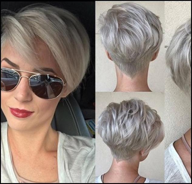Trendfrisuren 28 damen | Hair considerations | Short hair ...