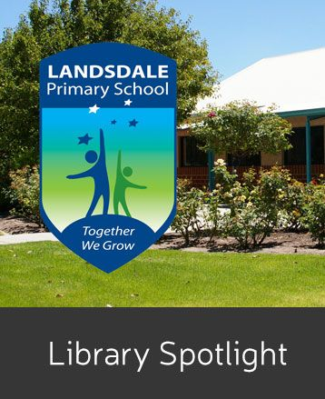 Library Spotlight on Landsdale Primary School.  ePlatform by Wheelers Books has decided to shine a spotlight on a few of our deserving school library & library customers. It's always worthy news to share when we see our customers making the absolute most of ePlatform and their digital library!