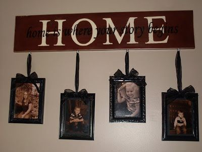 Craft Critters: One More Stenciled Board