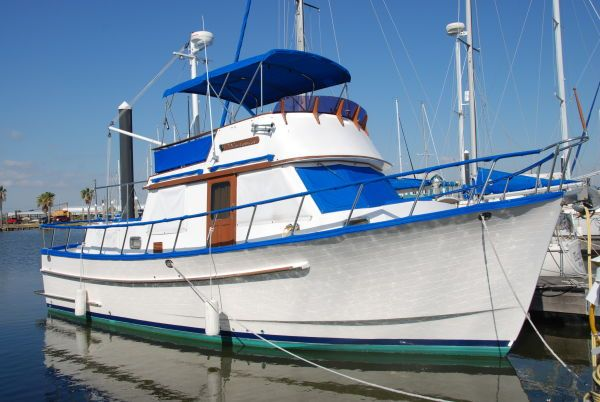1985 Monk 36 Trawler for sale