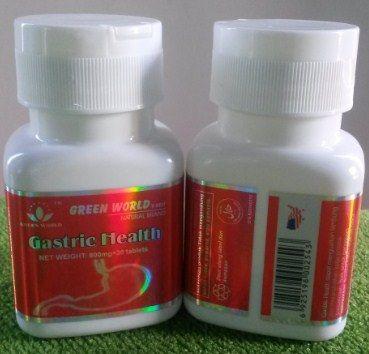 Cara pemesanan gastric health tablet