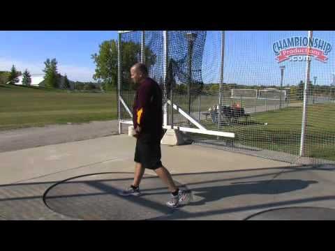 Mega Drills for the Discus - YouTube