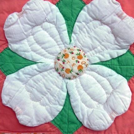 47 best Quilt - Dogwood images on Pinterest | Patchwork, Quilt ... : dogwood quilt pattern - Adamdwight.com