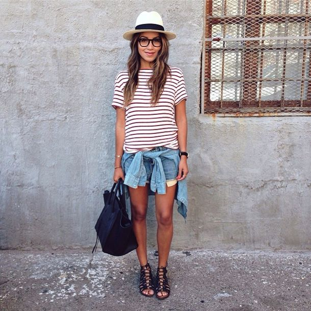 7 Fresh Ways to Style Your Summer Stripes