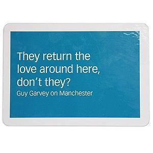 Manchester....