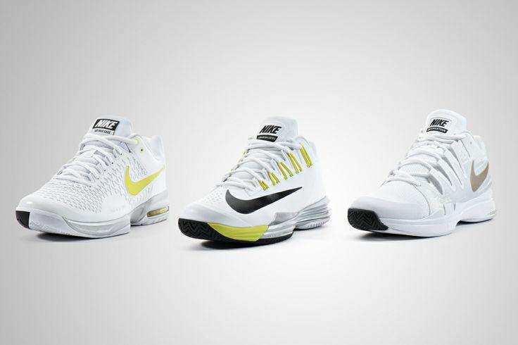 #Nike Tennis 2014 Wimbledon Footwear Collection #sneakers