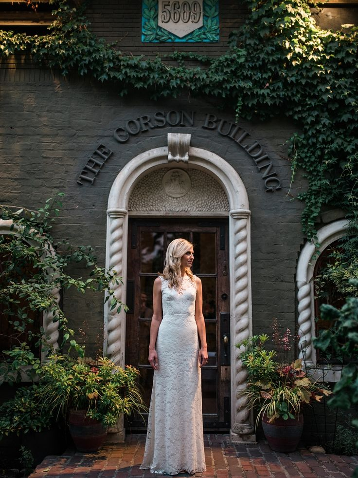 Dinner Party Wedding Part - 37: Intimate Seattle Dinner Party Wedding Via Magnolia Rouge