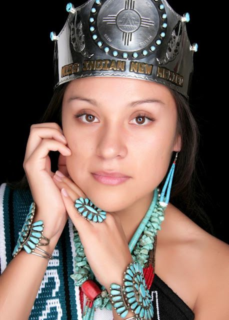 White Wolf: Traditional Miss Native American New Mexico pageant (Video)