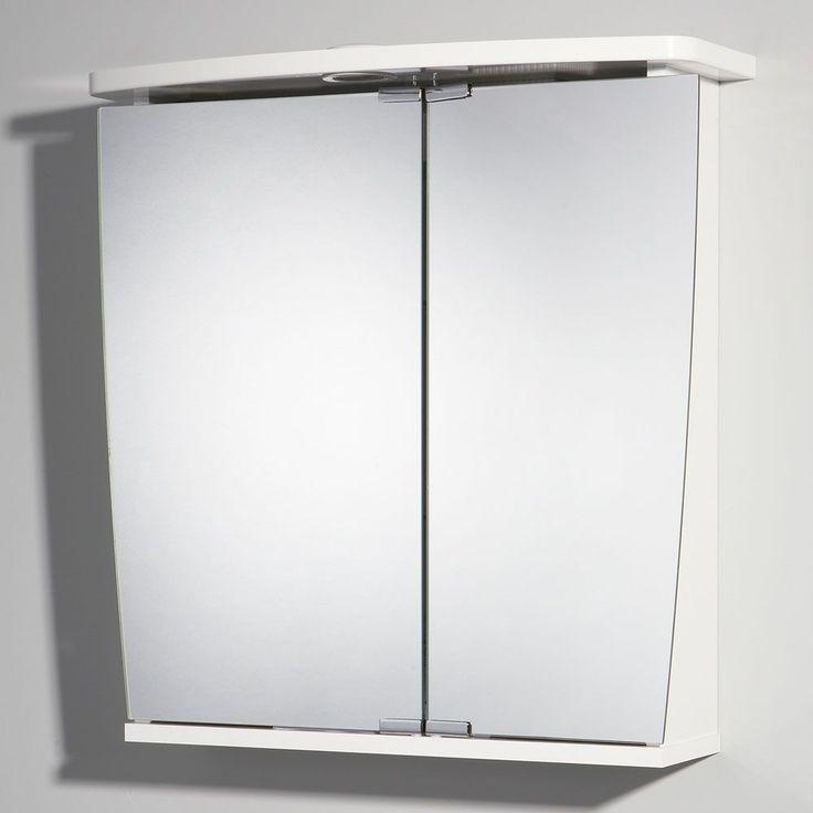 Die besten 25+ Badezimmer spiegelschrank mit beleuchtung Ideen auf ...