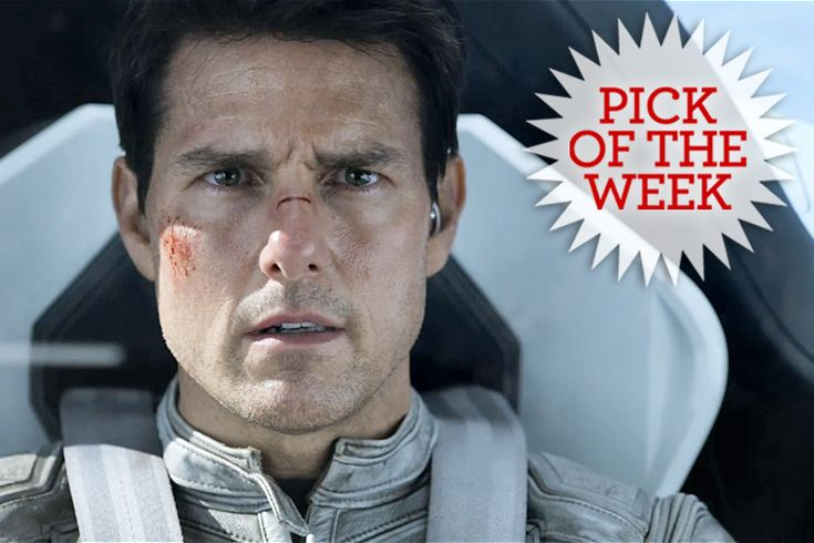 """""""Oblivion,"""" Tom Cruise's gorgeous sci-fi allegory"""