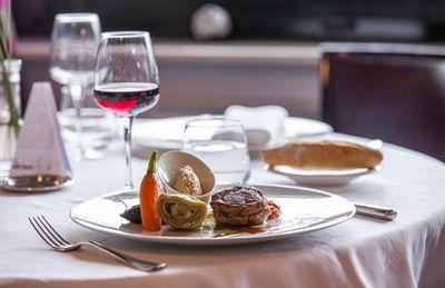 Restaurant Gerardmer - Lake Side - Hotel Beau Rivage