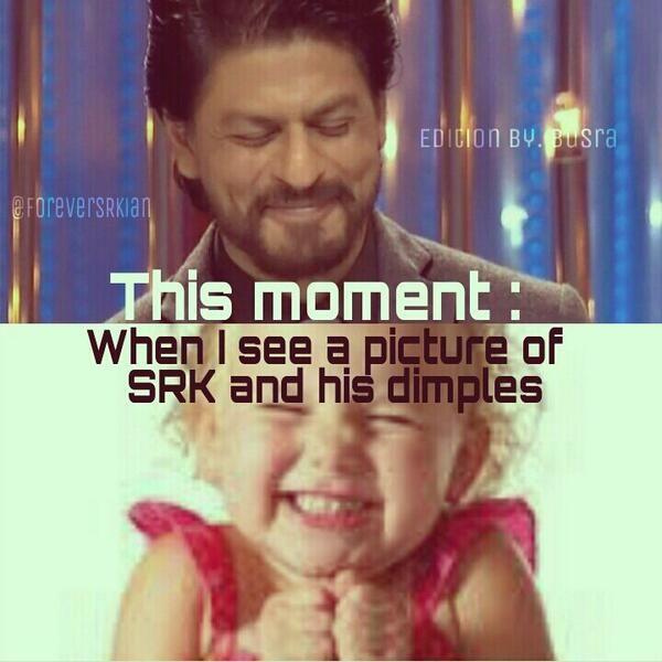 Embedded image permalink-Forever SRK.