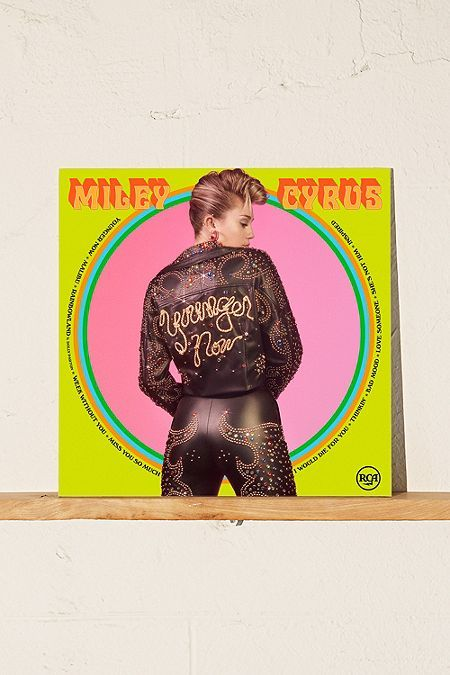 Miley Cyrus - Younger Now LP