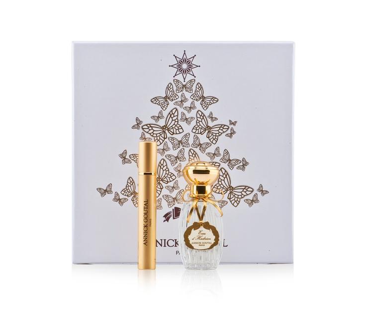 Heute haben wir Euch etwas ganz Besonderes ausgesucht. Das luxuriöse #Geschenk-Set von #AnnickGoutal --> http://pointrou.ge/VzAMTH