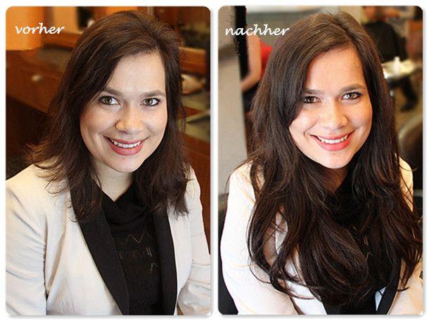 Frisuren vorher nachher 2012