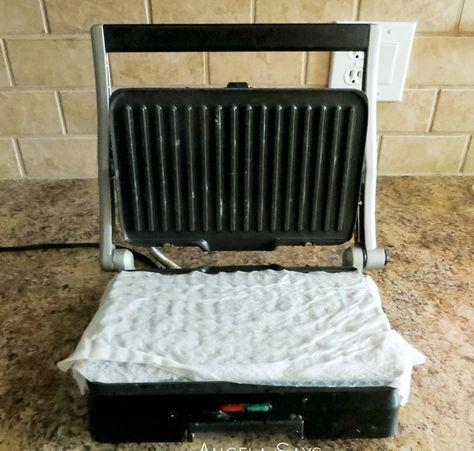 Tost Makinesini Temizlemenin Kolay Yolunu Öğrenmek için Tıklayın!