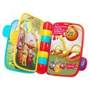 Vtech Teletubbies Time to Rhyme 193203 Its time to rhyme with the Teletubbies! Join Tinky Winky, Dipsy, Laa-Laa and Po in this fun interactive book featuring easy-to-turn pages, bright illustrations, a story button and a light-up music but http://www.MightGet.com/january-2017-11/vtech-teletubbies-time-to-rhyme-193203.asp