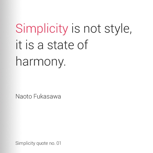 17 best SIMPLICITY QUOTES images on Pinterest | Simplicity ...
